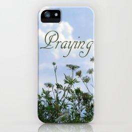 Flower Ridge iPhone Case