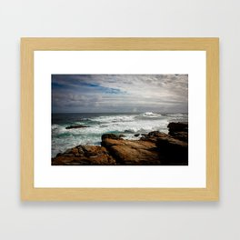 Western Cape, South Africa - SAWC01 Framed Art Print