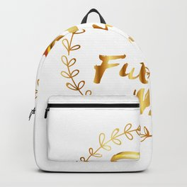 Bachelorette Party Future Mrs. Backpack