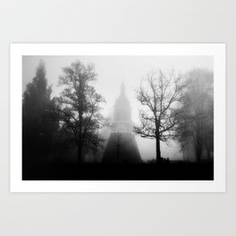 Fogg Art Print