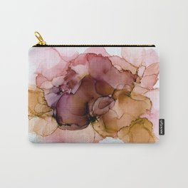 Earthy splash Carry-All Pouch