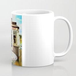 Shunters Yard Brewery, Matangi New Zealand Coffee Mug