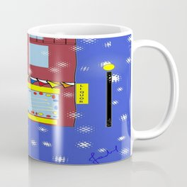NYC nightlife Coffee Mug