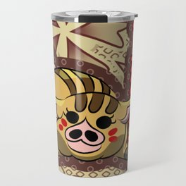 Year of the Boar Travel Mug
