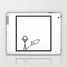Stickman Laptop & iPad Skin