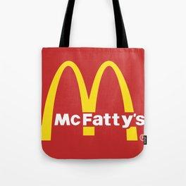 McFatty's Tote Bag