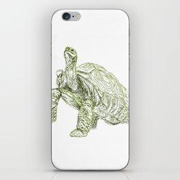 Tortoise Shell iPhone Skin