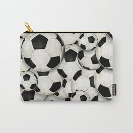 Dirty Balls - footballs Carry-All Pouch