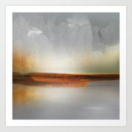 Ocean feelings Art Print