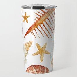 Sea Life Pattern 09 Travel Mug