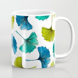 Ginkgo Flush Coffee Mug