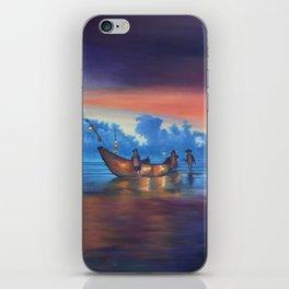 Sea Lantern Balance iPhone Skin