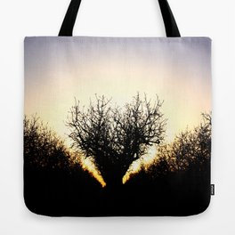 Tree of Love Tote Bag