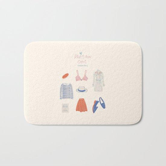 Parisian Chic: Starter Pack Bath Mat
