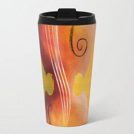 Vioseussa V1 - violin lady Travel Mug