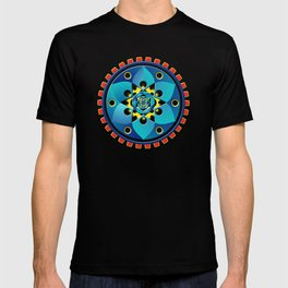 Abstract mechanical object T-shirt