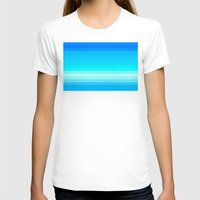 lv T-shirts featuring Re-Created Spectrum LV by Robert S. Lee by Robert S. Lee Art