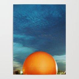 Gibeau Orange Julep Poster