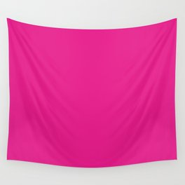 Simply pink color - Mix and Match with Simplicity of Life Wall Tapestry