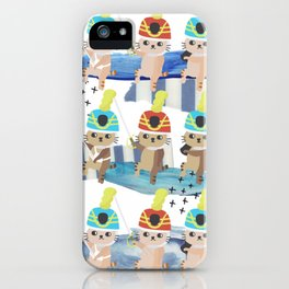 Marching iPhone Case
