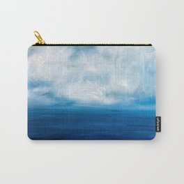 cloudy seascape  Carry-All Pouch