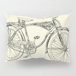 Bicycle-1939 Pillow Sham