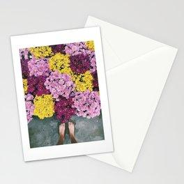 Chrysanthemums Stationery Cards