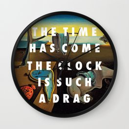 The Persistence of Hudson Wall Clock