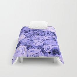 bouquet ver.blue-b Comforters