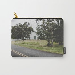 House on the Green - Hilo, Hawaii Carry-All Pouch