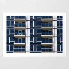 San Francisco Building Art Print