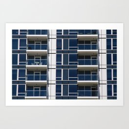 San Francisco Building Art Print