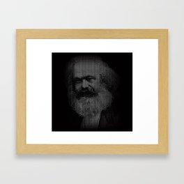 Marxsaic Framed Art Print