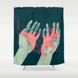 Zorro Shower Curtain