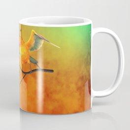 Parrots Sun Conures Coffee Mug
