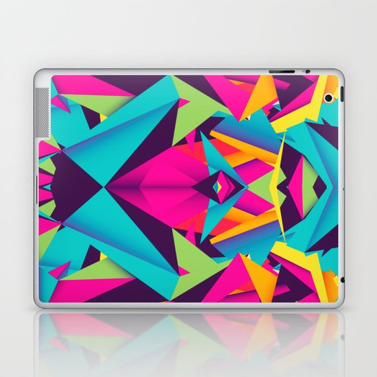 Friendly Color Laptop & iPad Skin