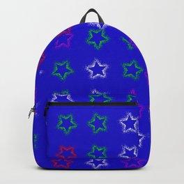 Spray Stars Pattern E Backpack