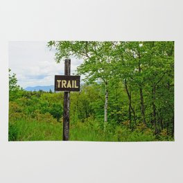 Looking For A Trail Rug