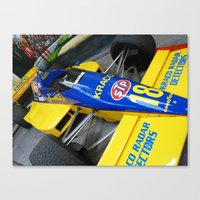 f1 Canvas Prints featuring F1 by Jack Cookson Photography