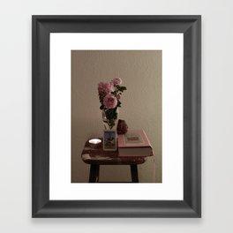 I'm Home Framed Art Print