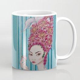 November - Chrysanthemum  Coffee Mug