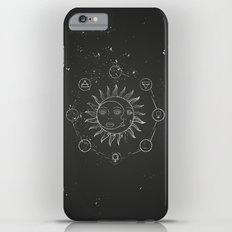 Moon, sun and elements Slim Case iPhone 6 Plus