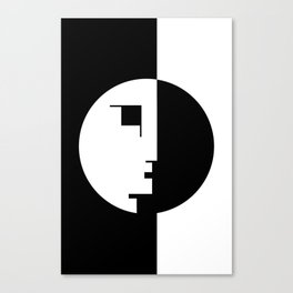 BAUHAUS! Canvas Print