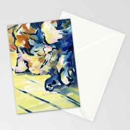 Sun Kitty Stationery Cards