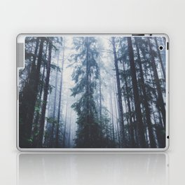 The mighty pines Laptop & iPad Skin
