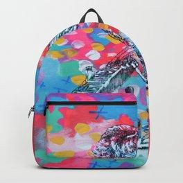 Bird and Ballerina Backpack