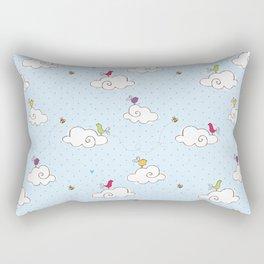 cotton cloud Rectangular Pillow