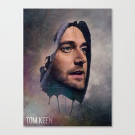 Tom Keen - Poster Canvas Print