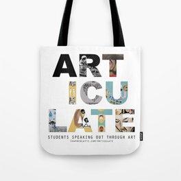 Articulate Tote Bag