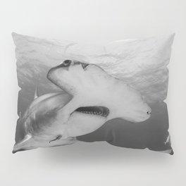 Greatness in Black & White Pillow Sham